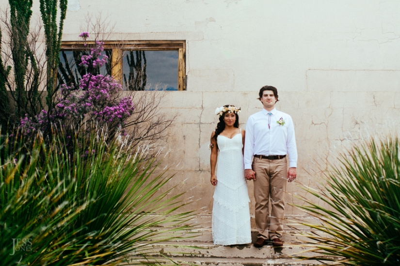 Marfa, TX Elopement (Sneak Peek)