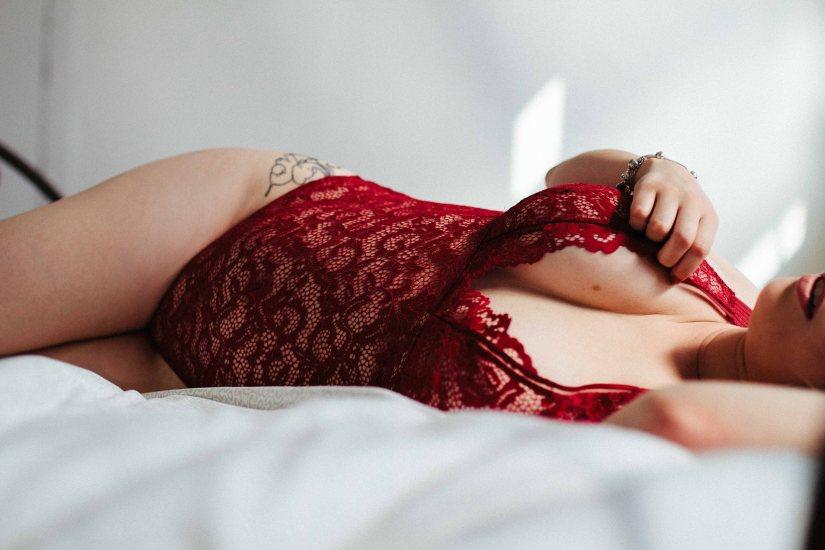 This year's boudoir marathonis…