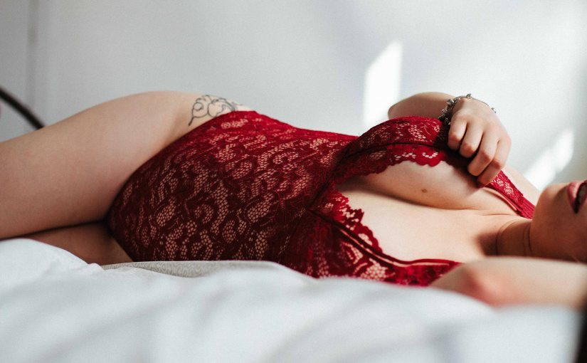 This year's boudoir marathon is…