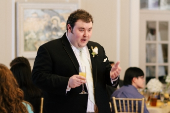 best man gives a toast-1