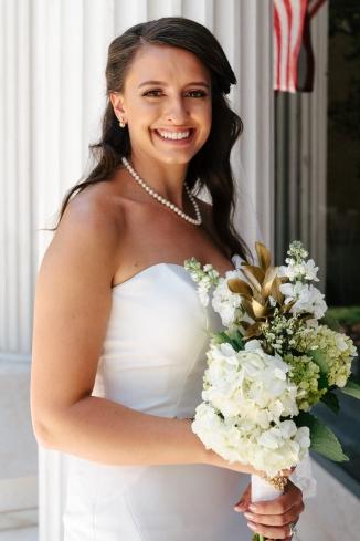 bride smiles-1