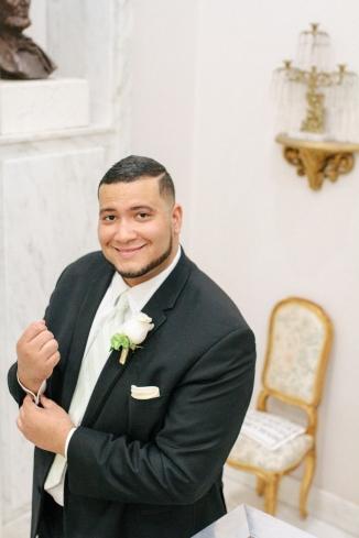 groom adjust his cufflinks close up-1