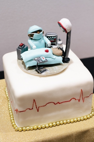 groom's surgeon cake-1