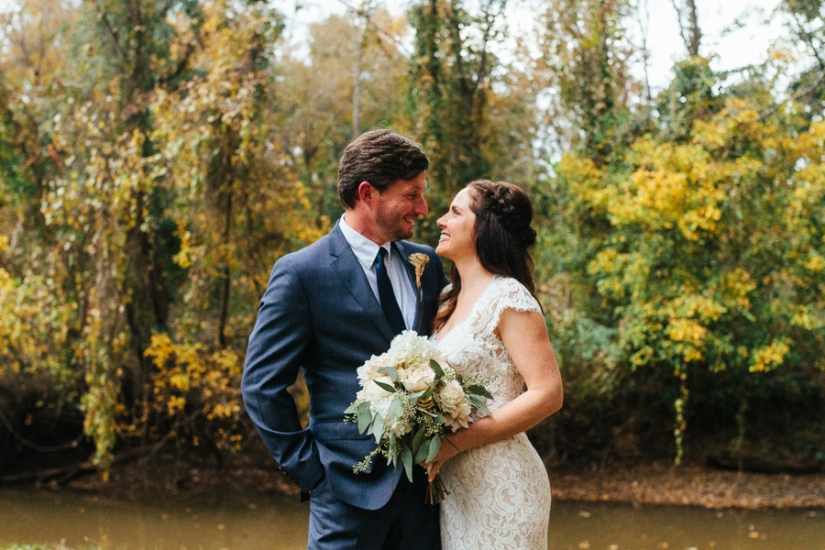 Lance + Kristi | Flint River home | Thomaston, GA