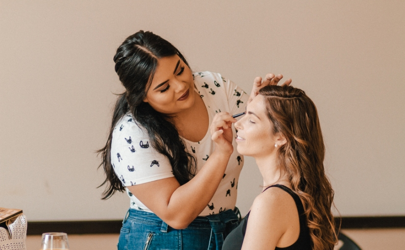 30 Second Interview| Carrie Reap |Make-Up Artist | Columbus,GA