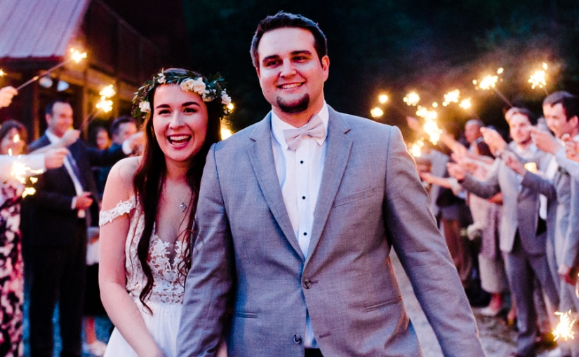 Katelyn + Caleb | Mountain Shadows | Hamiton,GA